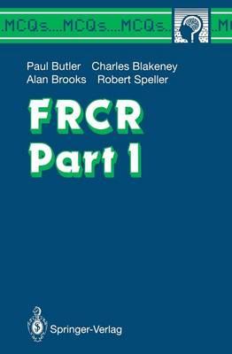 FRCR Part I by Paul Butler