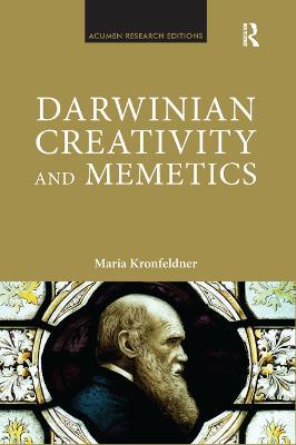 Darwinian Creativity and Memetics by Maria Kronfeldner