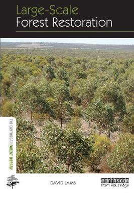 Large-scale Forest Restoration book