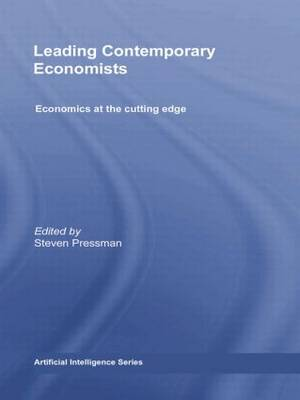 Leading Contemporary Economists by Professor Steven Pressman