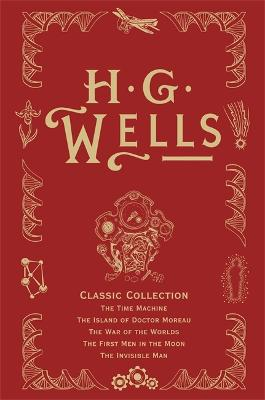 HG Wells Classic Collection book