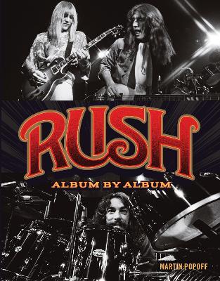 Rush by Martin Popoff