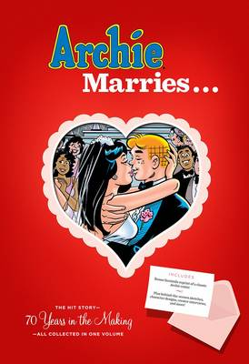Archie Gets Married.... book
