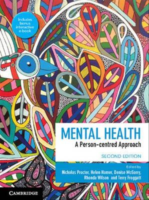 Mental Health: A Person-centred Approach by Nicholas Procter