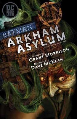 Absolute Batman: Arkham Asylum: 30th Anniversary Edition book