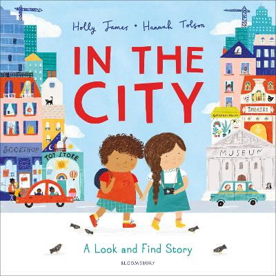 In the City by Hannah Tolson