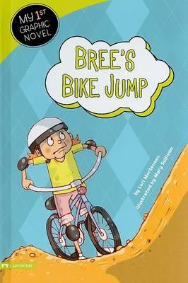 Bree's Bike Jump by Lori Mortensen