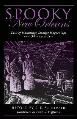 Spooky New Orleans book