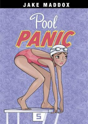Pool Panic by ,Jake Maddox