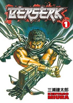Berserk Volume 1: The Black Swordsman book