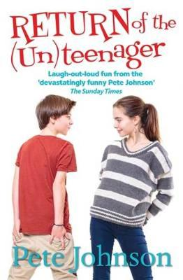 Return of the (Un)Teenager book