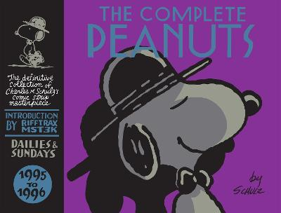The Complete Peanuts 1995-1996 by Charles M. Schulz