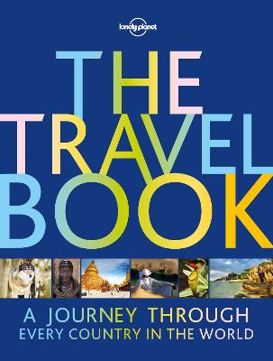 Travel Book by Lonely Planet