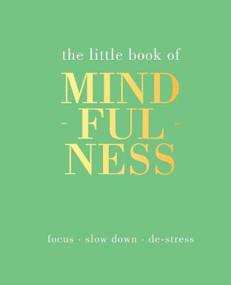 Little Book of Mindfulness by Tiddy Rowan