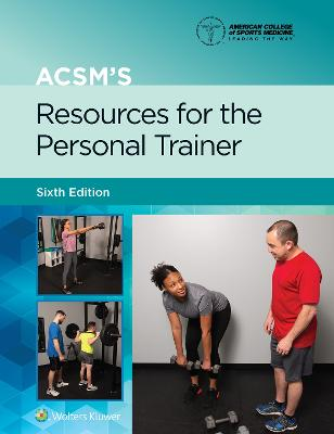 ACSM's Resources for the Personal Trainer by Trent Hargens