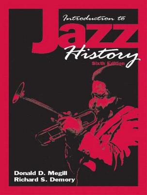 Introduction to Jazz History book