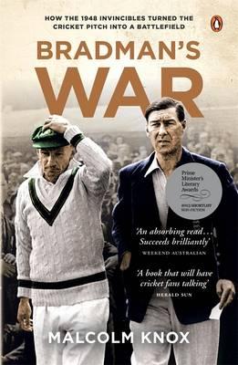 Bradman's War book