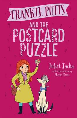 Frankie Potts and the Postcard Puzzle book