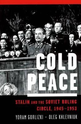 Cold Peace book