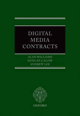 Digital Media Contracts by Alan Williams