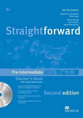 Straightforward Pre-intermediate Level Teachers Book Pack 2E book