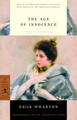 Mod Lib The Age Of Innocence by Edith Wharton