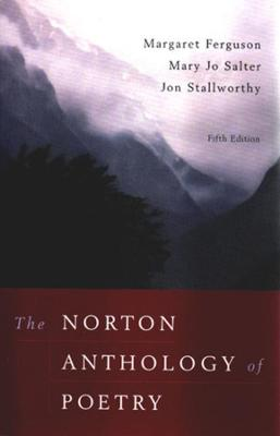 Norton Anthology of Poetry book