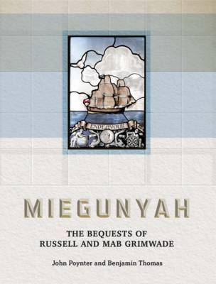 Miegunyah book