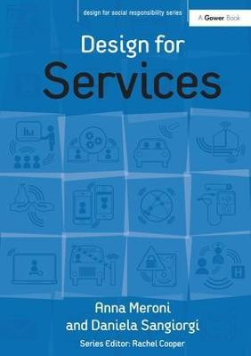 Design for Services book