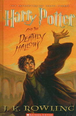 Harry Potter and the Deathly Hallows by J K Rowling