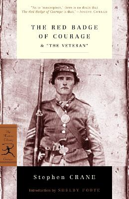 Mod Lib Red Badge Of Courage by Stephen Crane
