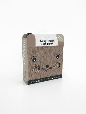 Friendly Faces: In the Forest (2020 Edition): Baby's First Soft Book by Surya Sajnani