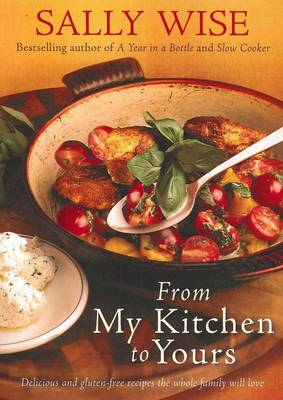 From My Kitchen to Yours book