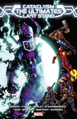 Cataclysm: The Ultimates' Last Stand by Brian Michael Bendis