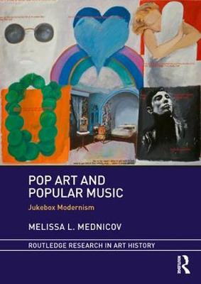 Pop Art and Popular Music book