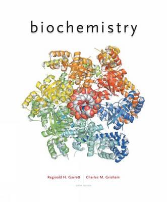 Biochemistry by Reginald Garrett