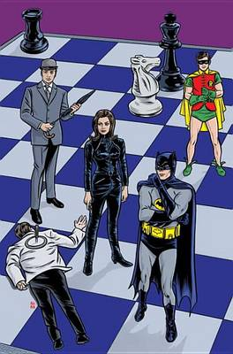Batman 66 Meets John Steed & Emma Peel HC by Jeff Parker