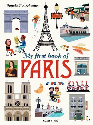 My First Book of Paris book