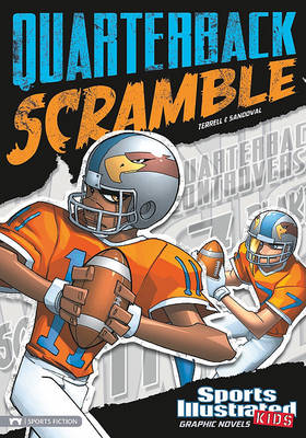 Quarterback Scramble by Brandon Terrell