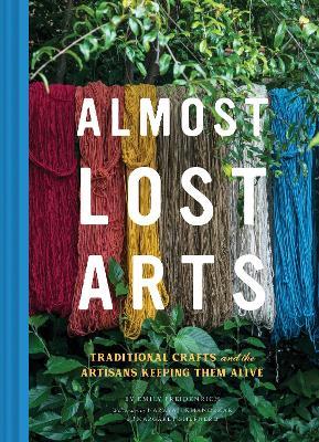 Almost Lost Arts book