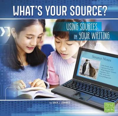 What's Your Source? book