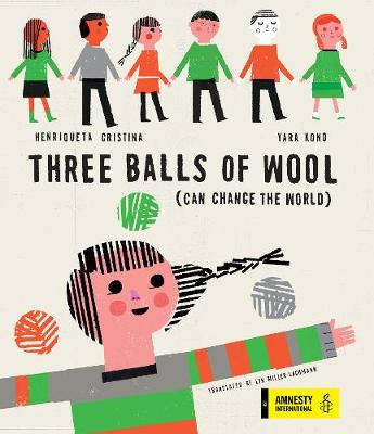 Three Balls of Wool by Henriqueta Cristina
