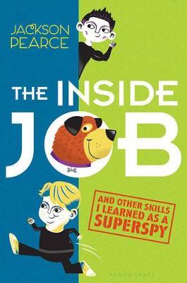 Inside Job by Jackson Pearce