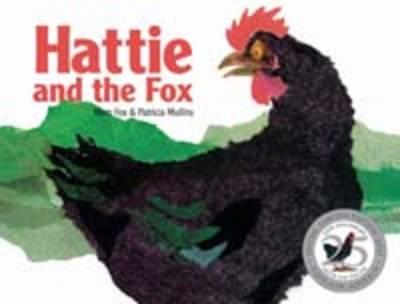 Hattie And The Fox 25th Anniversary book