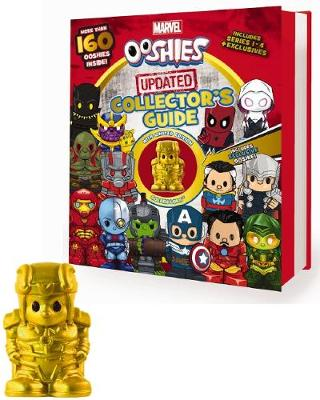 Marvel Ooshies Updated Collector's Guide book