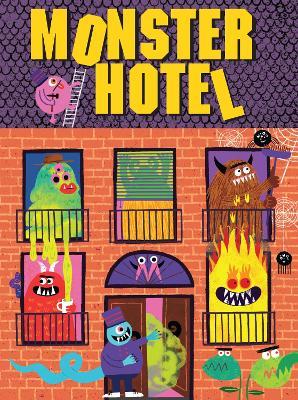 Monster Hotel book