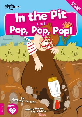 In The Pit and Pop Pop Pop! book