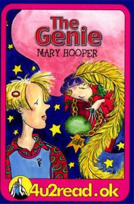 The The Genie by Mary Hooper
