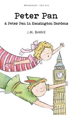 Peter Pan & Peter Pan in Kensington Gardens book