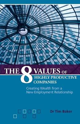 The 8 Values of Highly Productive Companies by Tim Baker